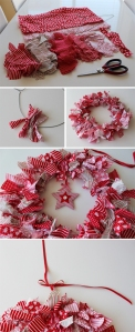 alittlesliceof Wreath DIY