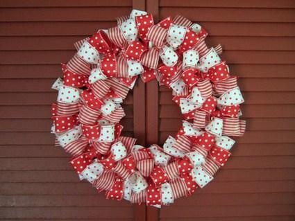 Diy ii compartimos for Cintas de navidad